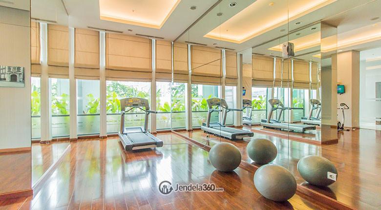 fasilitas gym st moritz apartment 2