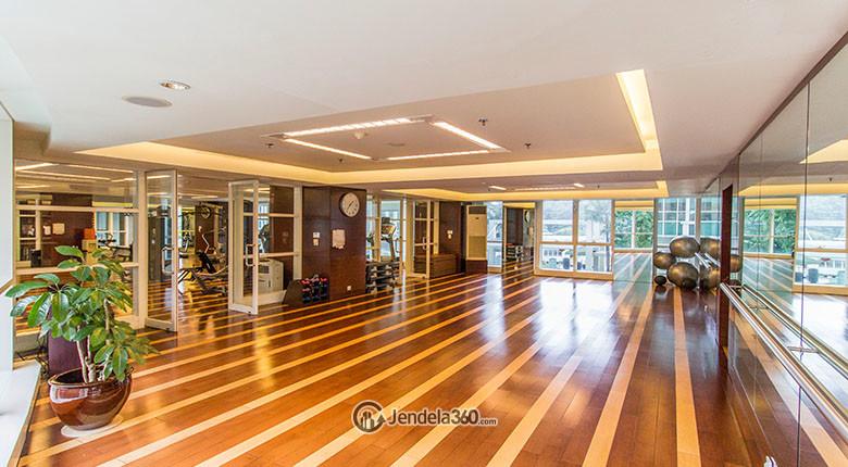 Gym di Fraser Residence