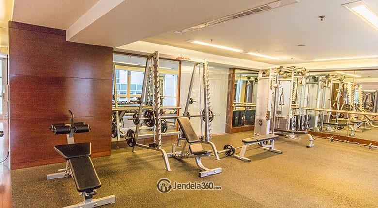 Gym 2 di Fraser Residence