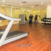 Fitness center di Essence Darmawangsa Apartment