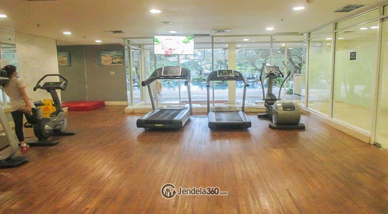 Fasilitas Gym Essence Darmawangsa