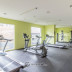 fitness center di apartemen taman sari sudirman