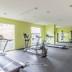 fitness center di apartemen taman sari sudirman