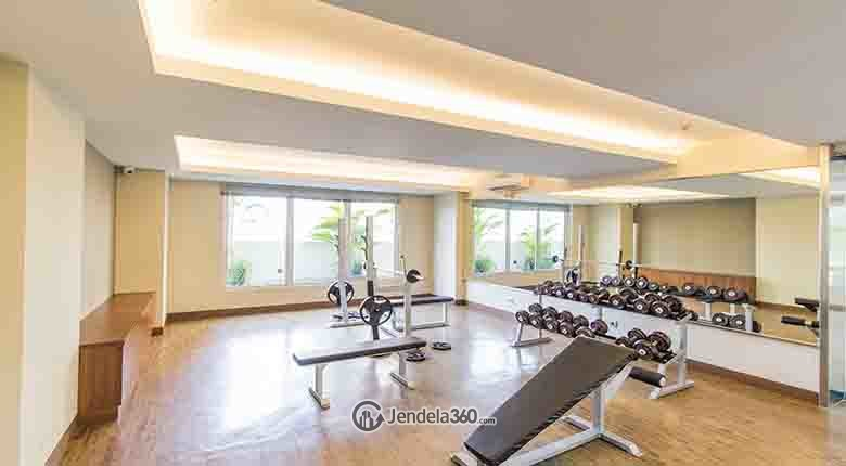 fitness center oak tower