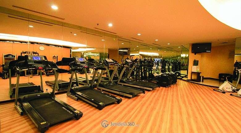 Fitness center bellagio mansion