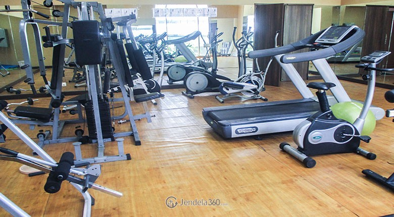 gym permata senayan apartment