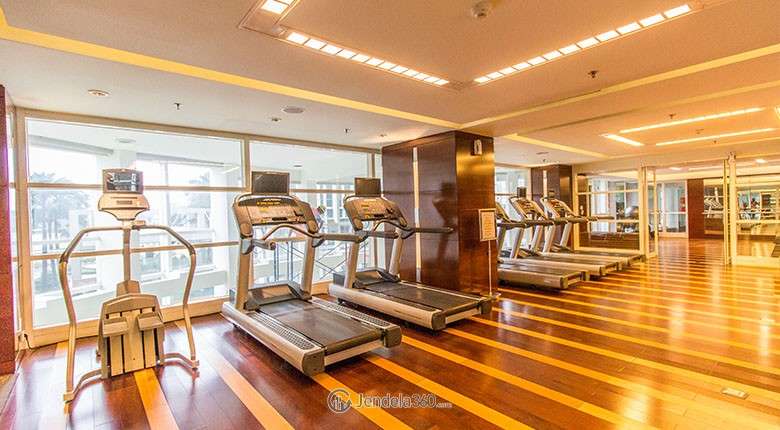 gym the peak apartment
