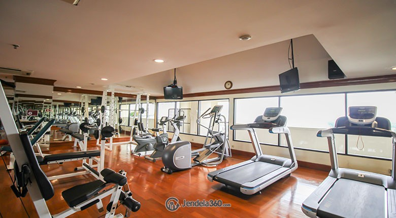 Gym Menteng Regency Apartment
