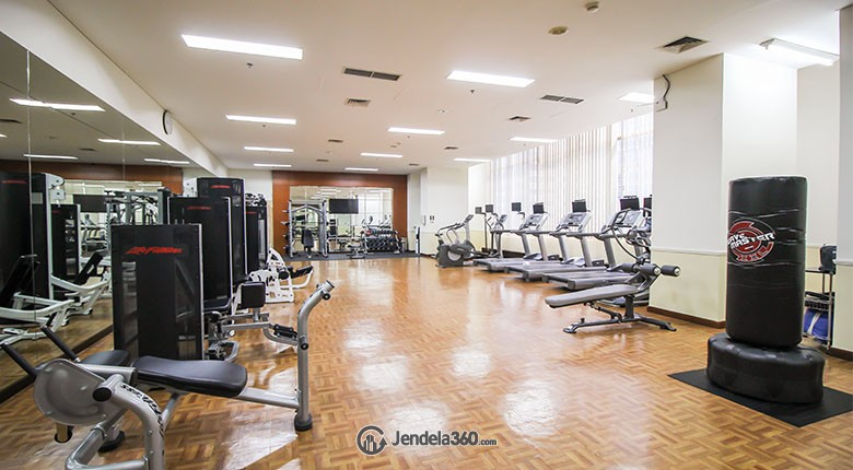 Gym Sudirman Mansion Apartment
