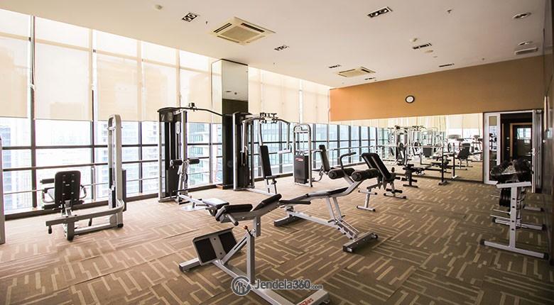 Gym Apartemen Setiabudi Residence
