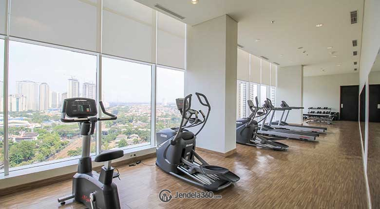 Gym Four Winds Apartment