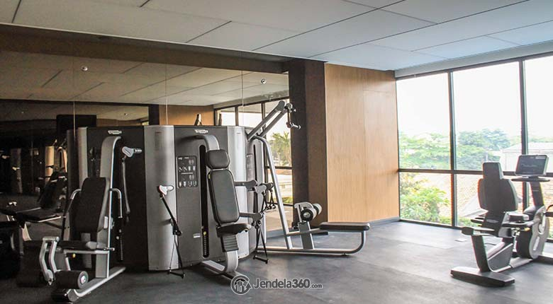 Gym Veranda Residences