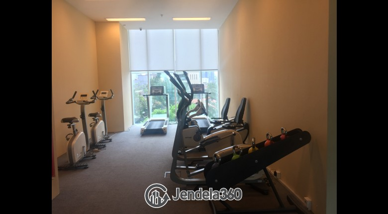 Gym Ambassade Residences Apartment