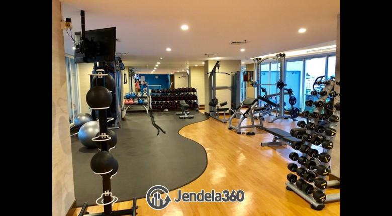 Gym Menteng Park Apartment