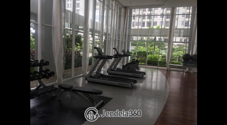 Gym Apartemen Casa De Parco