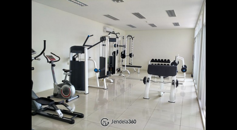 Gym Apartemen Northland Ancol Residence