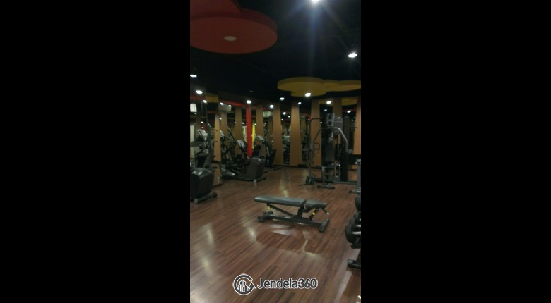 gym Signature Park Grande Apartment