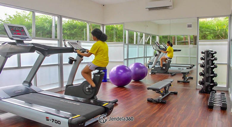 gym The Park Residence