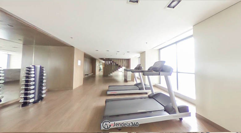 GYM Ciputra World 2 Apartment