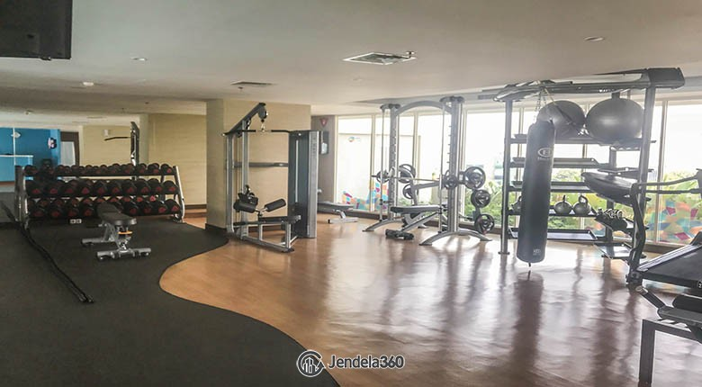 gym Apartemen Menteng Park