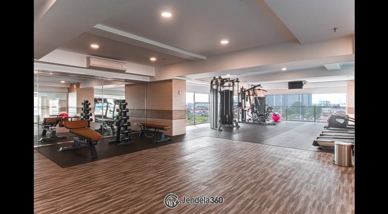 gym Maqna Residence