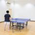 lapangan tennis meja di apartemen poins square