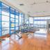 Gym Center di apartemen Hayam Wuruk