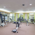 fasilitas gym / fitness center istana sahid