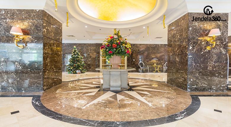 lobby apartemen batavia