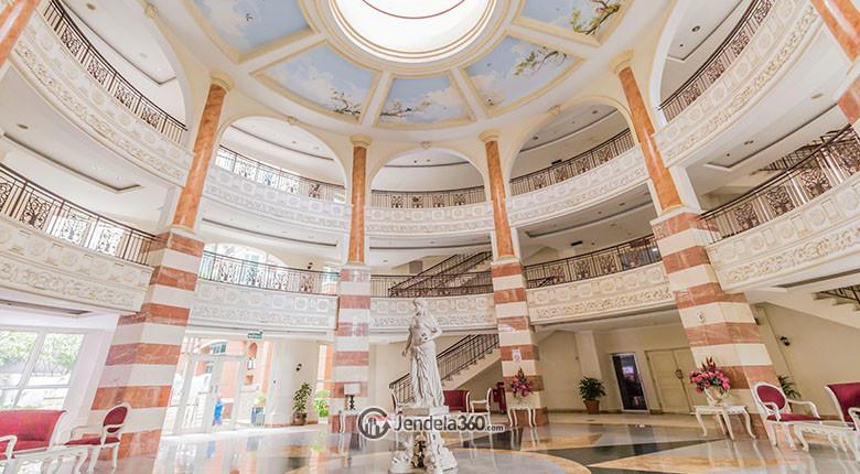 lobby di gading resort residence