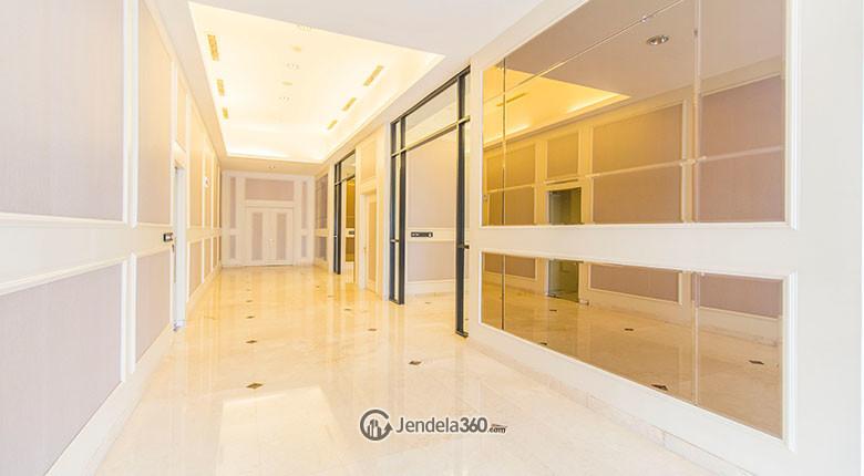Lobby di Apartemen ST Mortiz 2