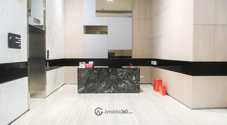 Lobby di Apartemen ST Mortiz 3