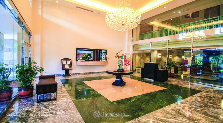 pondok indah golf apartment