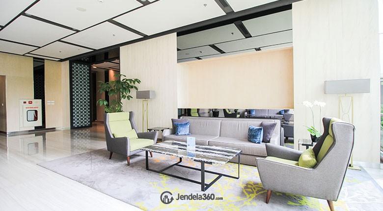 setiabudi sky garden apartment