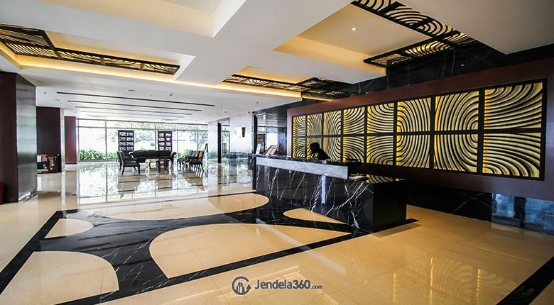 Lobby Apartemen Sudirman Mansion
