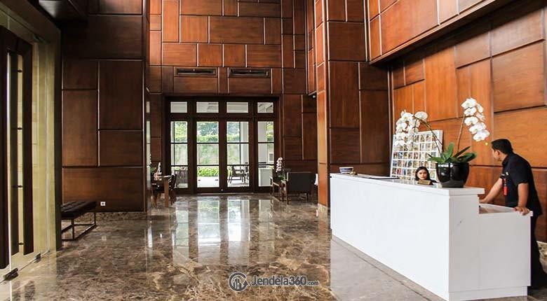 Lobby Apartemen Veranda Residences