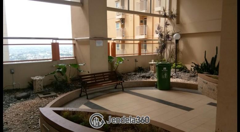 Lobby Apartemen Green Palm Residence