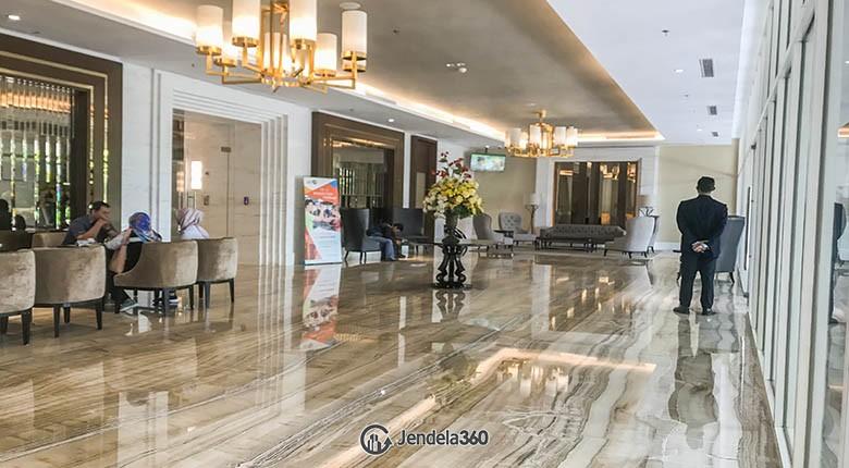 lobby Apartemen Menteng Park