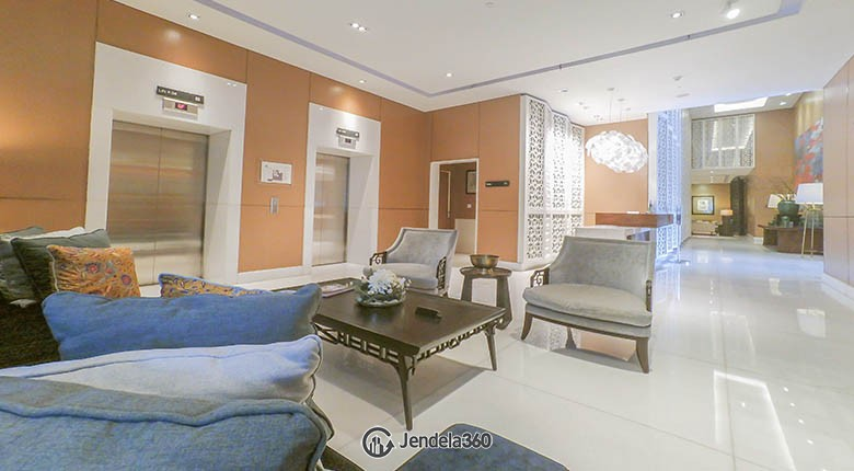 lobby ST Moritz Apartment