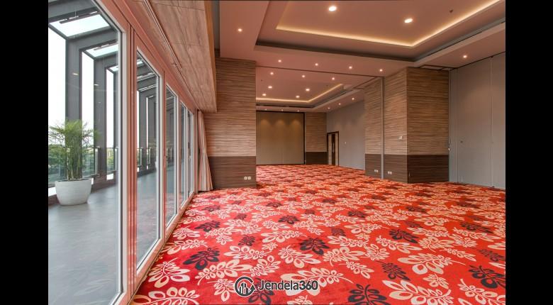 lobby Apartemen Maqna Residence