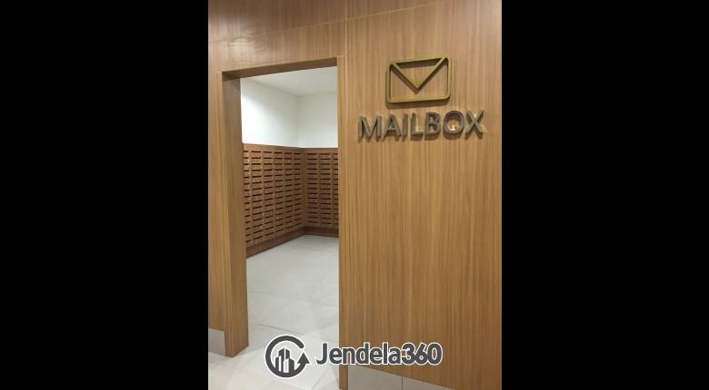 mailbox Apartemen The Nest Apartment