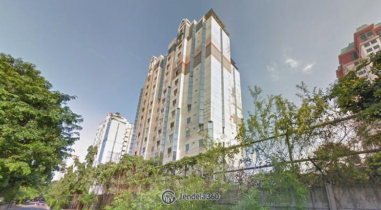 Sewa apartemen Mangga Dua Court