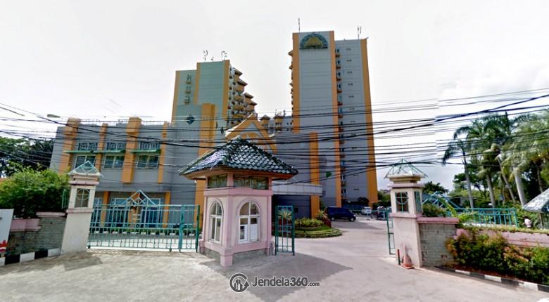 Sewa apartemen menara kelapa gading