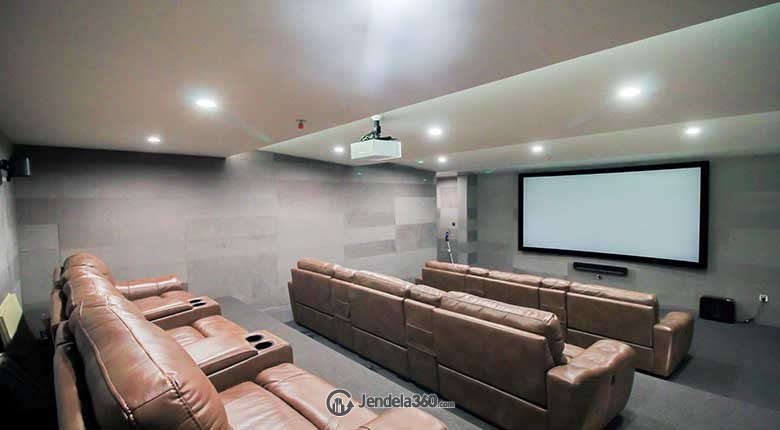 movie theather Wang Residences Apartment