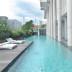 kolam renang di apartemen nirvana kemang