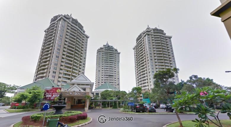 Sewa apartemen paladian park