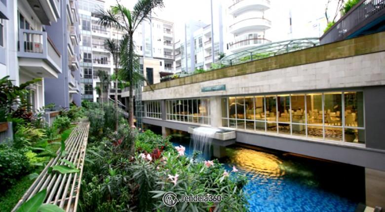 Sewa apartemen pearl garden