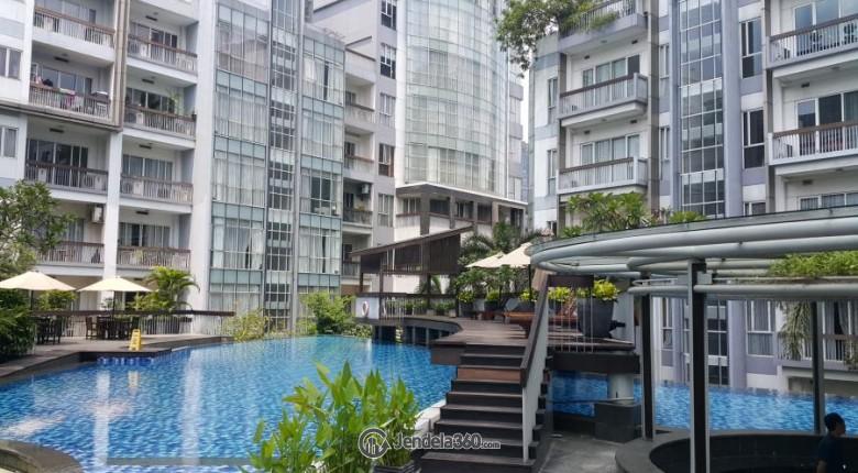 kolam renang Pearl Garden Apartment