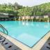kolam renang di apartemen permata gandaria