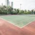 lapangan tennis apartemen permata gandaria